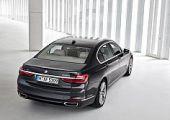 Diktál a BMW 7-es sorozat