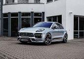 Never-ending: TechArt Porsche Macan