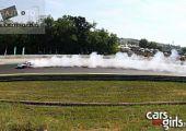 Igazán extrém drift verseny volt!