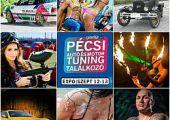 Hétvégén újra Pécsi Autó-Motor Tuning Találkozó!