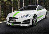 Az eddigi legszebb Tesla Model S tuning