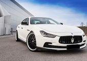 Kés alatt a legfrissebb Maserati