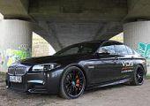 VOS BMW M 550d - szedi a lábát rendesen