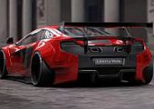 Liberty Walk a McLaren-hez is
