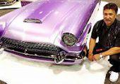 Neves amerikai autóépítő az AMTS-en!