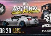 XII. National Autós Fesztivál - jelentkezz VIP helyre már most!
