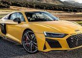 Gyönyörű és bivalyerős az új Audi R8