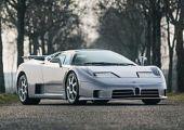 Bugatti EB110 SS: Eladó a világ egyik legdrágább szupersportautója