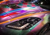 Minőség és sokszínűség: a TeckWrap a SEMA Show-n