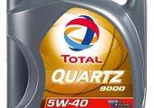 A Total Quartz motorolajok