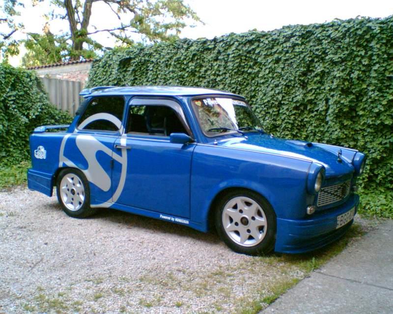trabant 601 tuning honecker carstyling com magyar. Black Bedroom Furniture Sets. Home Design Ideas