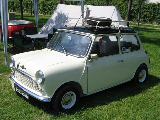 Morris Mini Mk3 Tuning Zsolti81 Carstylingcom Magyar
