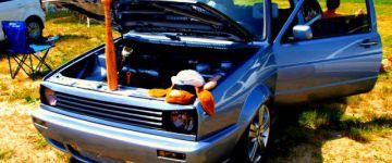Volkswagen Golf 2 GT Reloaded - know