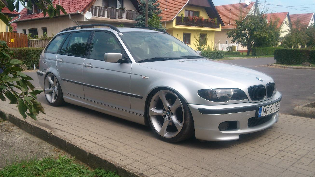 bmw 320d touring e46 tuning wroc awski informator. Black Bedroom Furniture Sets. Home Design Ideas