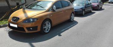 SEAT Leon Sports Limited - Pöpszli