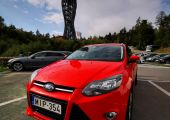 Ford Focus - red87