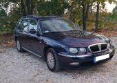 Rover 75 - lzimi