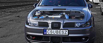 SEAT Leon SCDE/Csubesz2/ - Csubesz
