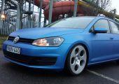 Volkswagen Golf - sovány