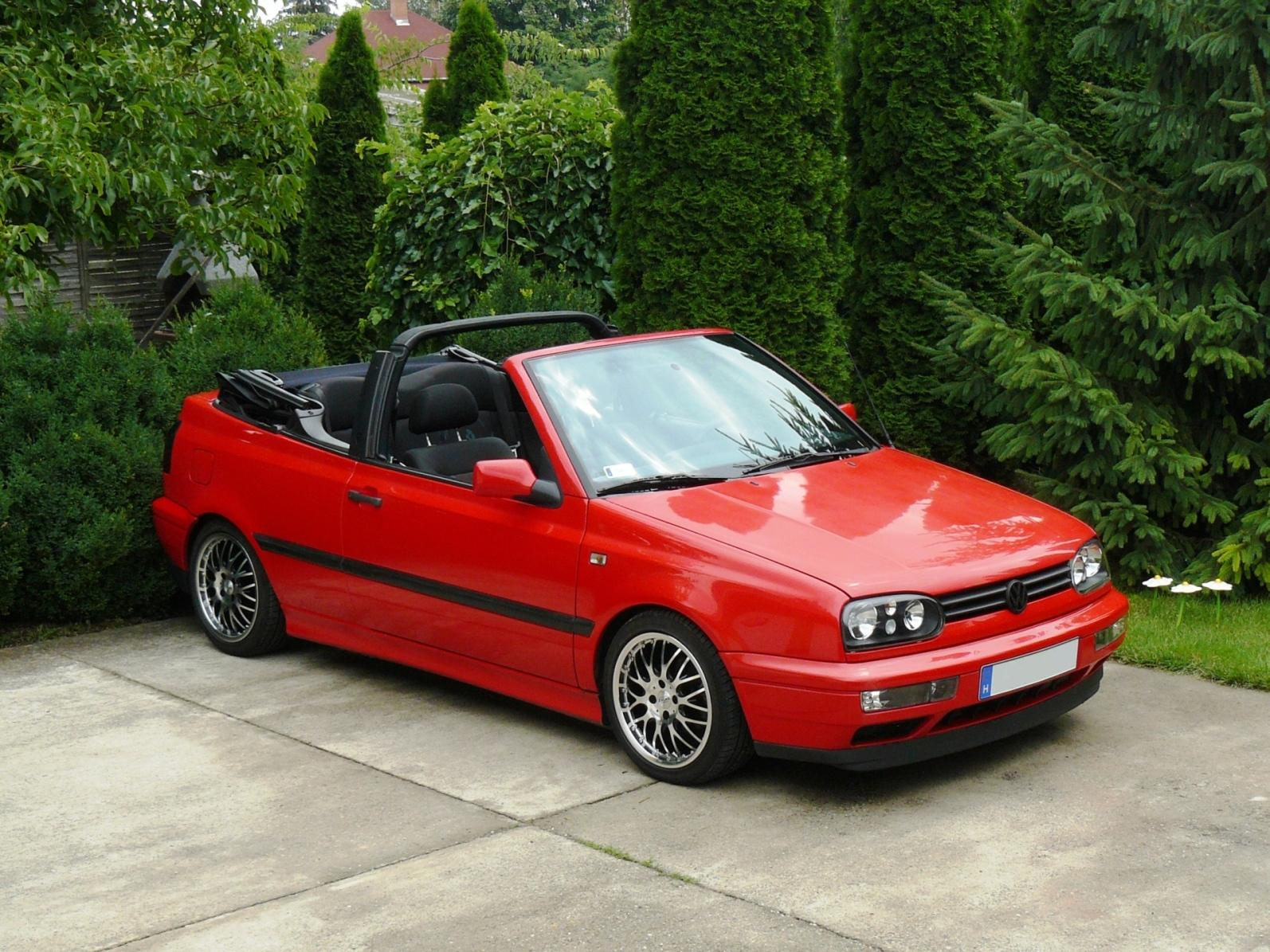 volkswagen golf 3 cabrio tuning mezaron carstyling hu. Black Bedroom Furniture Sets. Home Design Ideas