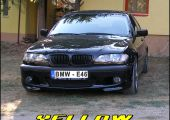 BMW E46 - YELLOW