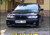BMW E46 - YELLOW