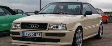 Audi Coupe quattro - kristof89