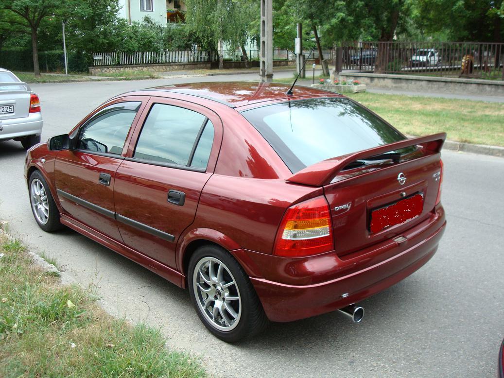 Opel astra g tuning gajda carstyling hu magyar for Opel astra g interieurfilter