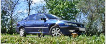 Peugeot 406 HDi Symbole+ - Norbi406