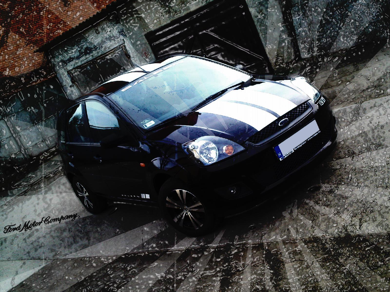 Ford Fiesta 1.25 Fresh+