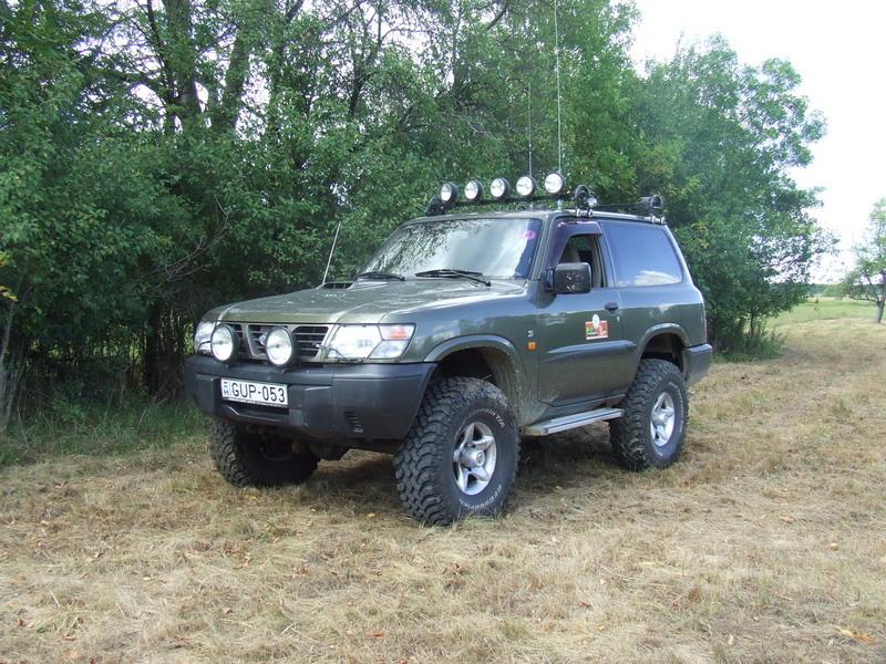 Nissan Patrol tuning (Sámpi) - CARSTYLING.COM    Magyar Autótuning ... 49633d318a