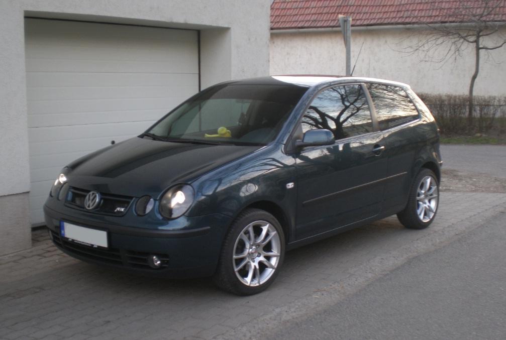 Volkswagen Polo 9n 1 4 16v