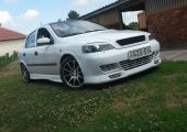 Opel Astra G + Vectra B - mr arizona