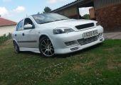 Opel Astra G + Vectra B - mr arizona