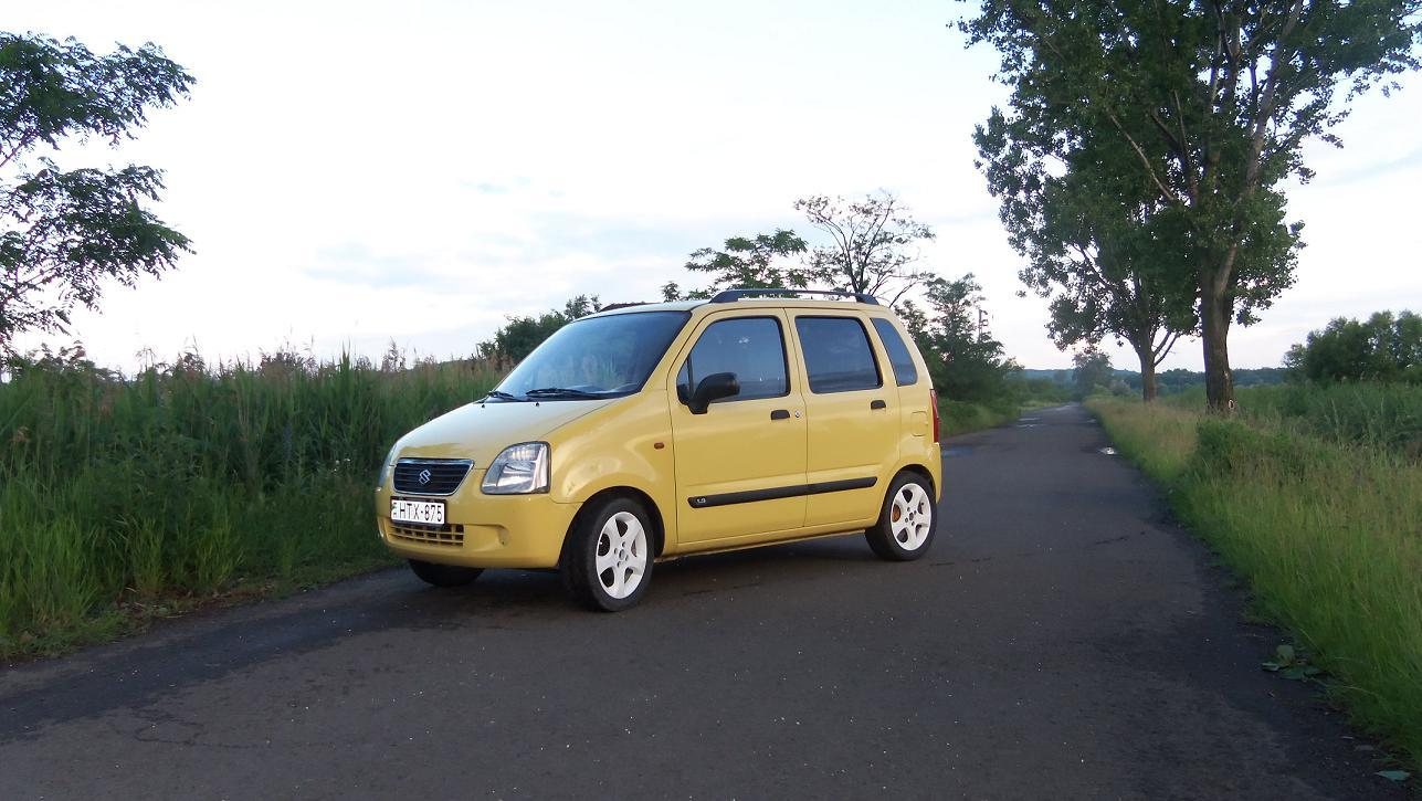 Suzuki Wagon R+ tuning (s.o.s.) - CARSTYLING.COM    Magyar ... 441ca552fe