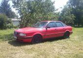 Audi 80 TDI - euwin