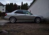 Subaru Impreza WRX - nelman80