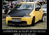Fiat Punto - Pusty