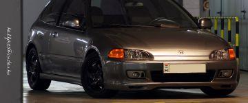 Honda Civic - Petros