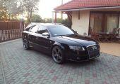 Audi A4 S-line selection - bandis4