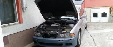 BMW 5-széria - CsZs