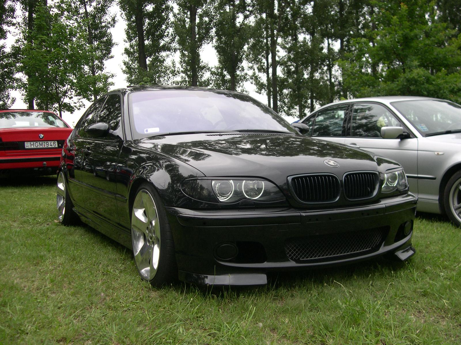 BMW E46 320i M-packet tuning (Ricco-320d) - CARSTYLING.COM    Magyar ... ddba03d61b