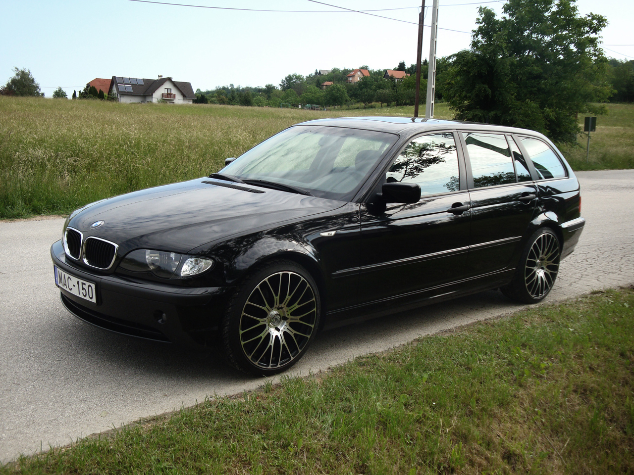 bmw e46 touring tuning pray carstyling hu magyar. Black Bedroom Furniture Sets. Home Design Ideas
