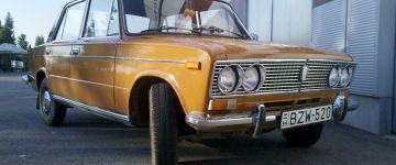 Lada 2103 - Hurkaa