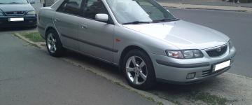 Mazda 626 GF - Slade