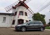 Peugeot 308 - saabyka
