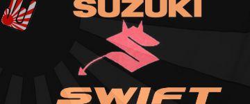 Suzuki Swift - suzis toti