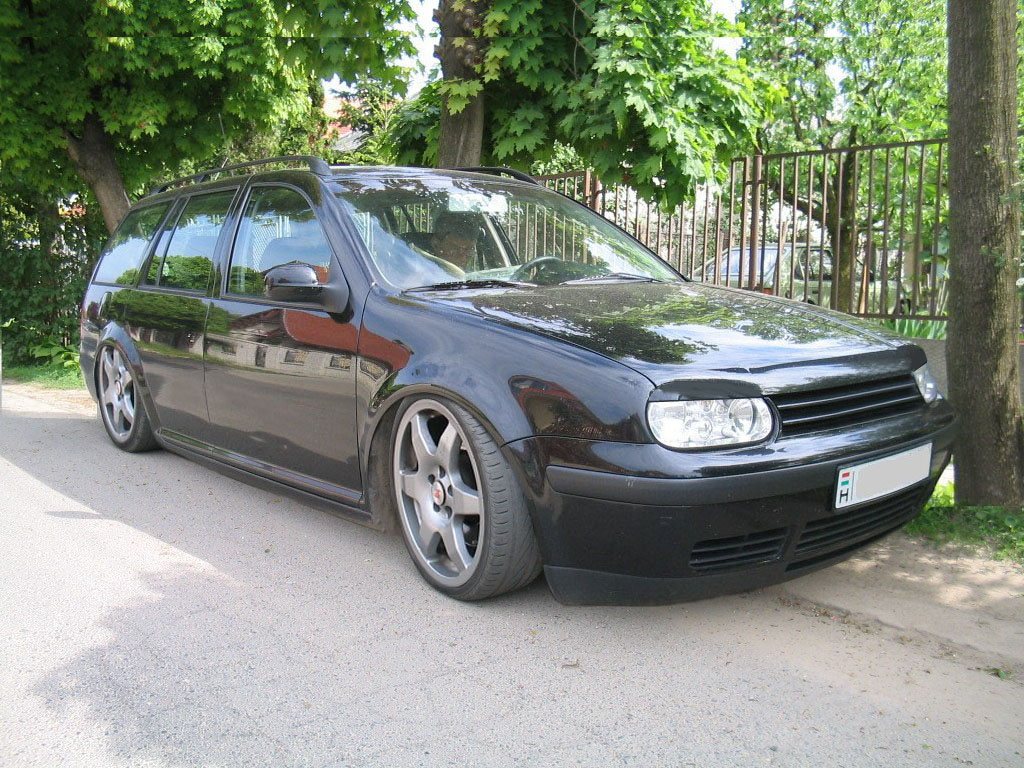 vw golf 4 variant tuning smith01 carstyling hu. Black Bedroom Furniture Sets. Home Design Ideas