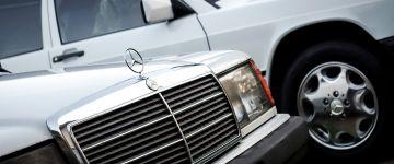 Mercedes-Benz 190d + 190e - ZIOG2