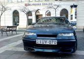 Opel Calibra - aakkooss